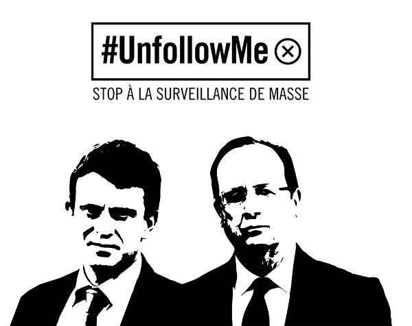 Stop a la surveillance de masse